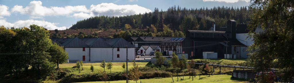 Tomatin Distillery Visitor Centre