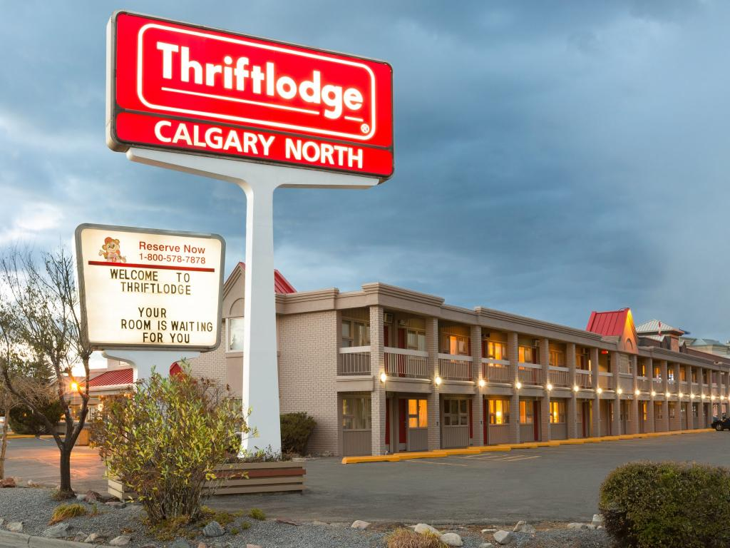 Calgary North Thriftlodge