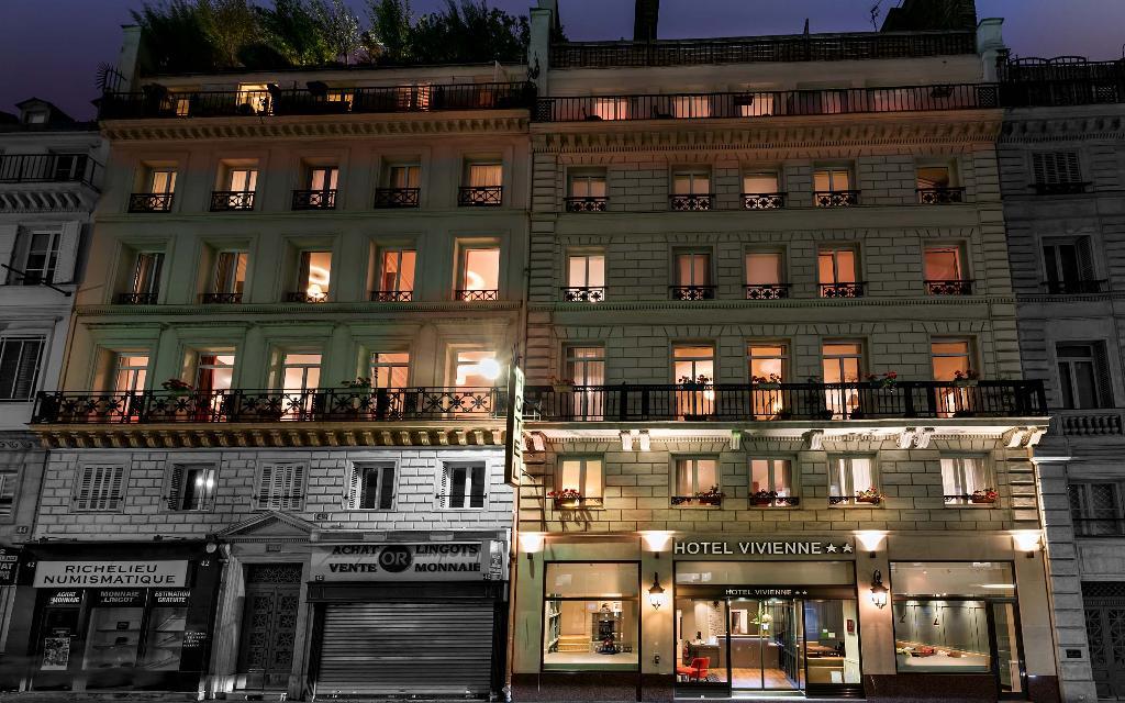 Hotel Vivienne