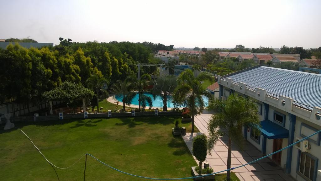 Vishal Prakruthi Resort