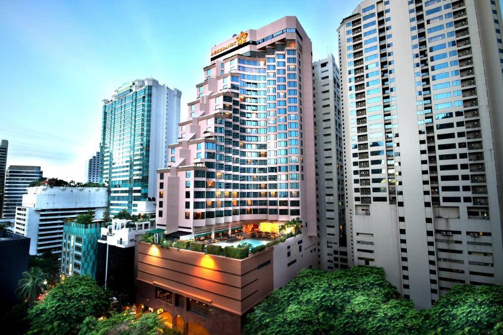 バンコク レンブラントホテル