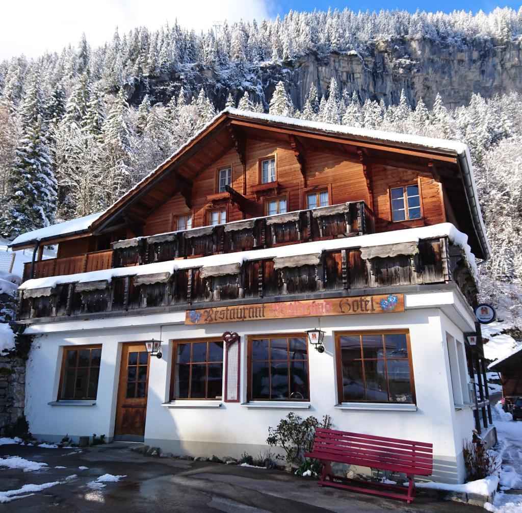 Hotel Restaurant Waldrand