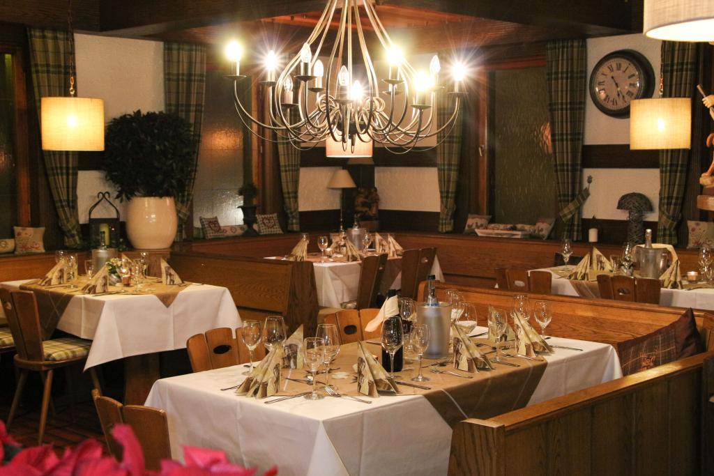 Hotel Lowen Rest. Schwarzwaldstube