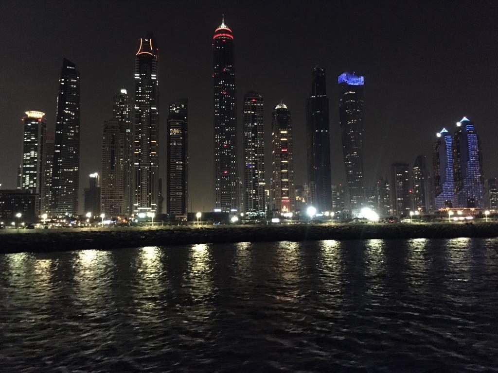 Dubai Marina - Marina Terrace