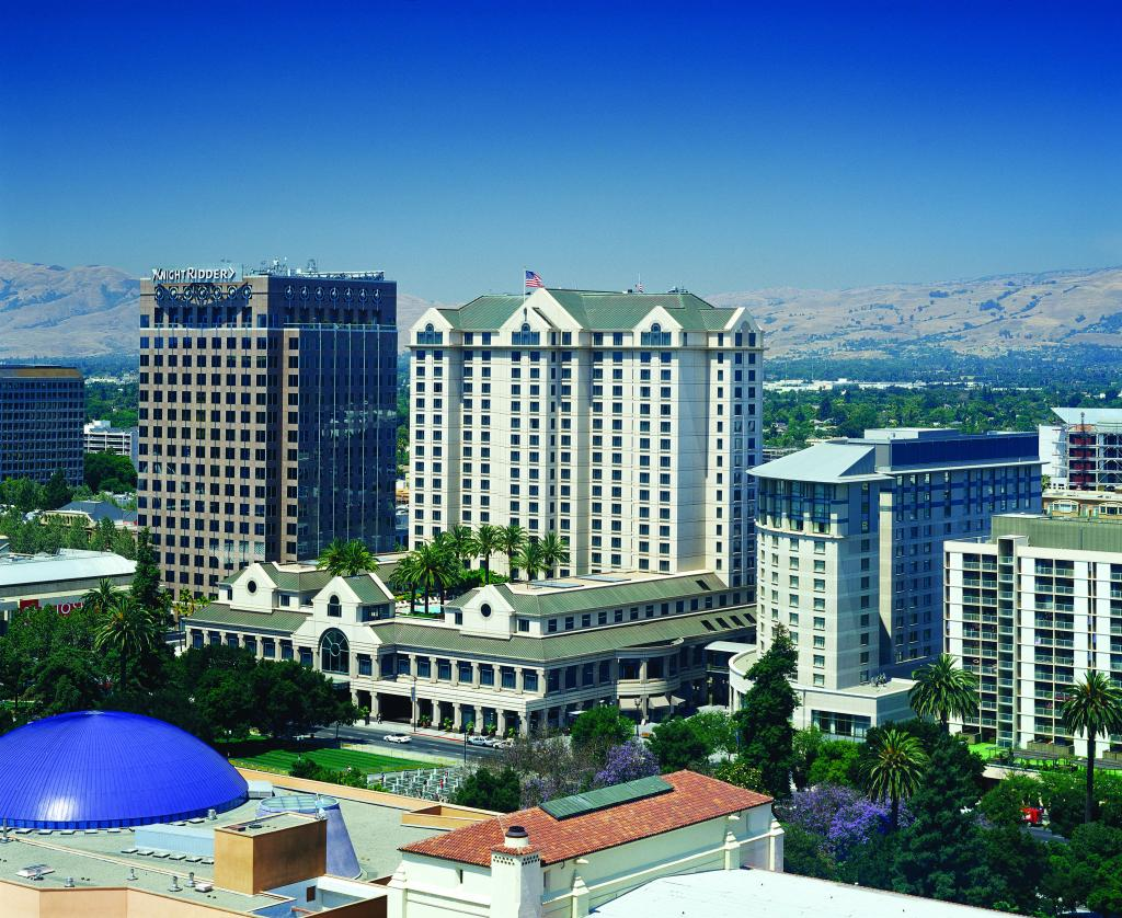 The Fairmont San Jose