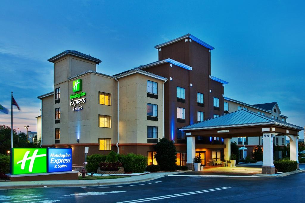 ‪Holiday Inn Express Charlotte - Concord / I-85‬