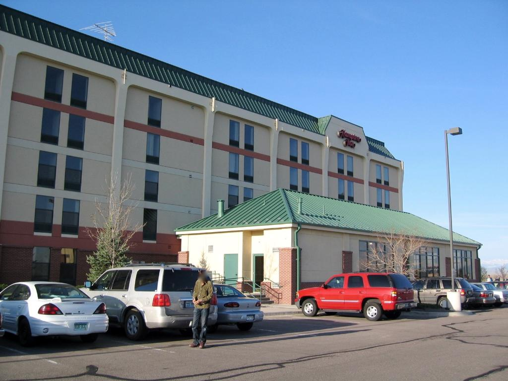 Hampton Inn Denver - International Airport