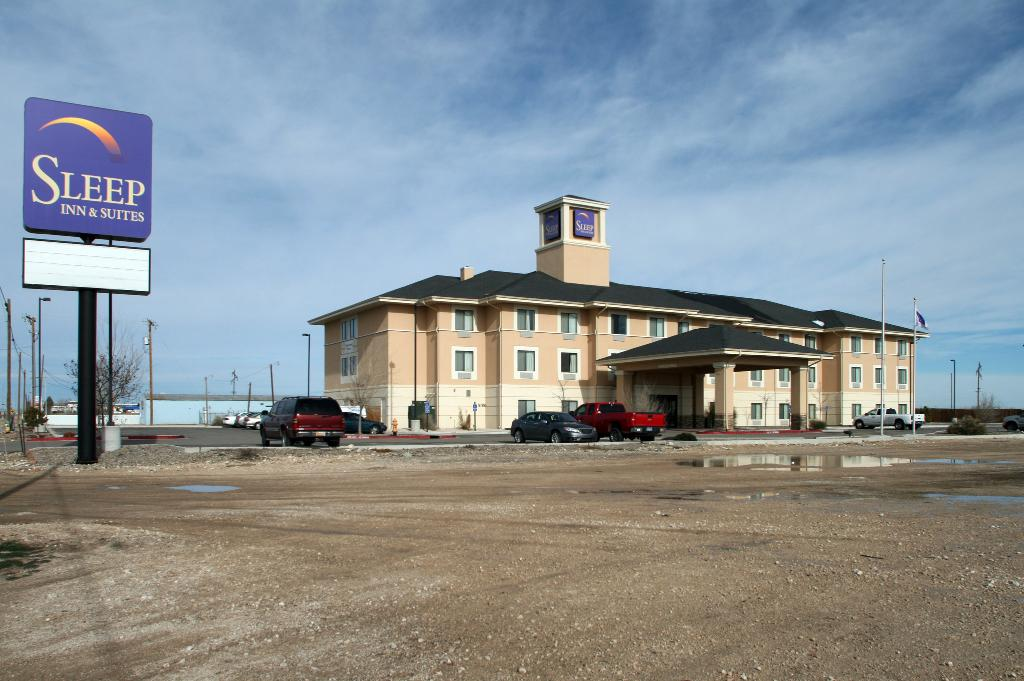 Sleep Inn & Suites Hobbs New Mexico Hotel