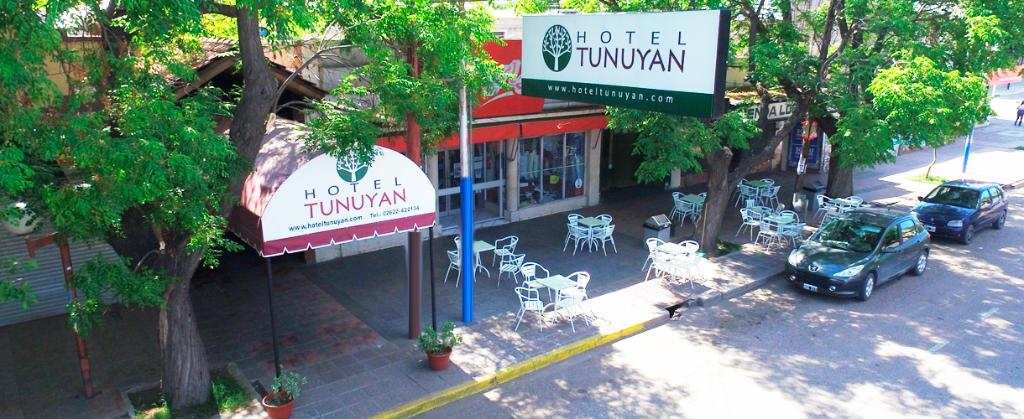 Hotel Tunuyan