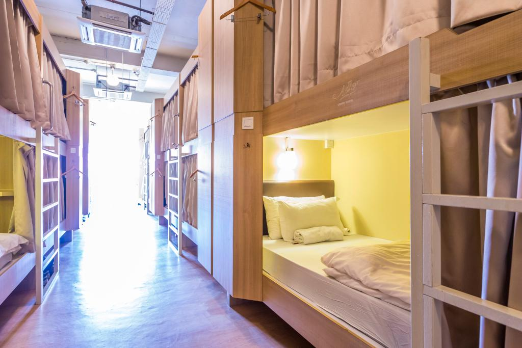 Adler Luxury Hostel