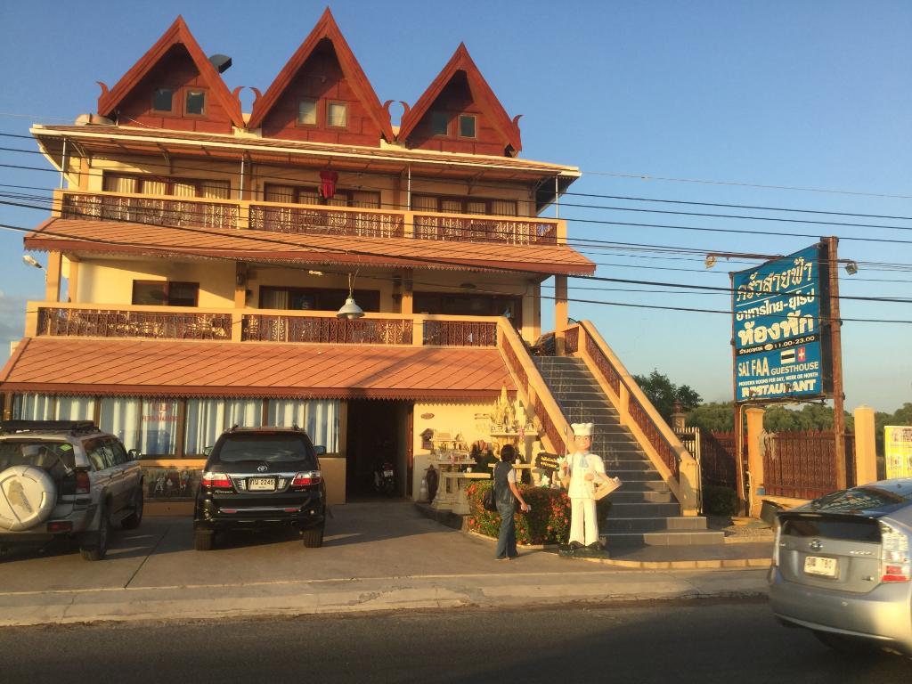 SaiFaa Kitchen & Guesthouse