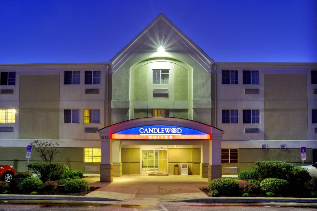 ‪Candlewood Suites Killeen - Fort Hood Area‬