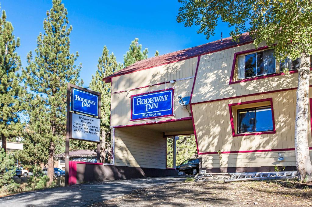 Rodeway Inn dba Wildwood Inn