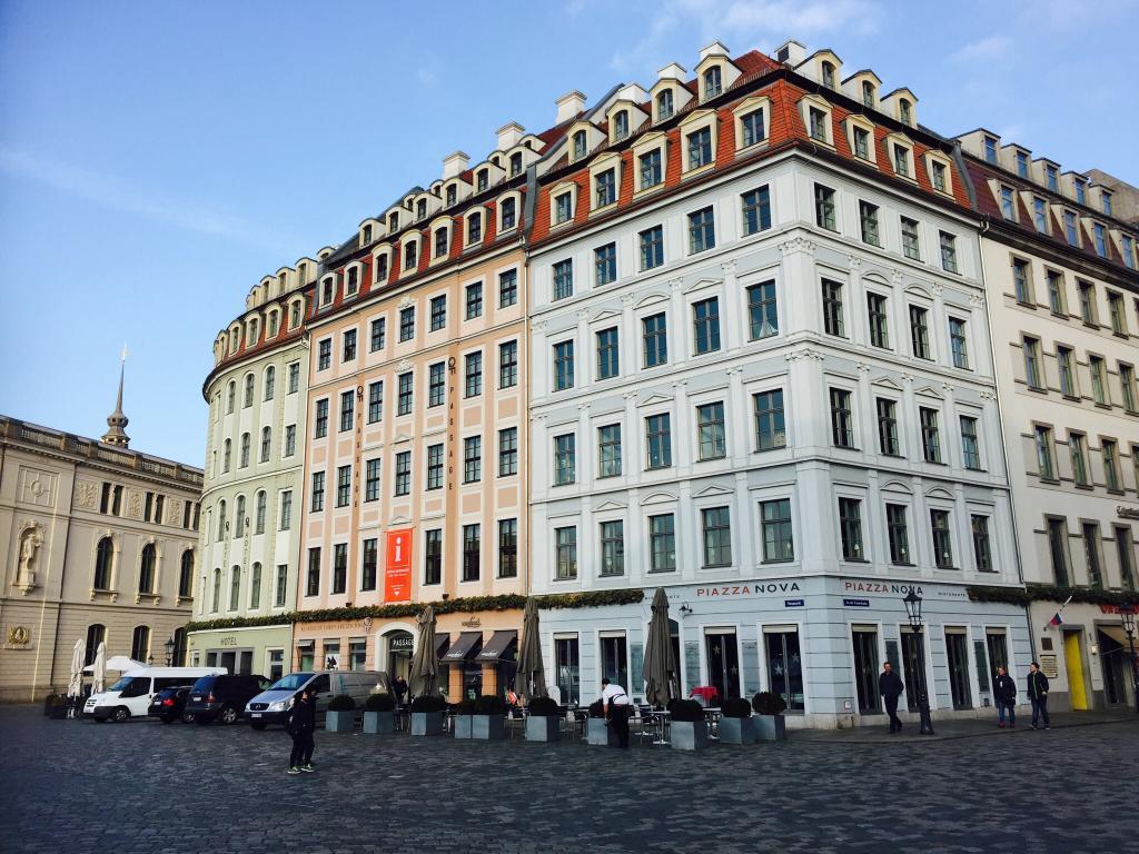QF ホテル ドレスデン(クヴァルティエ・アン・デア・フラウエンキルヒェ)