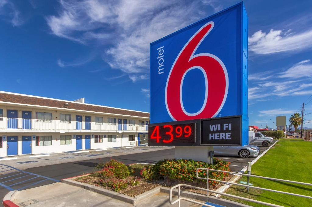 Motel 6 Phoenix North - Bell Road