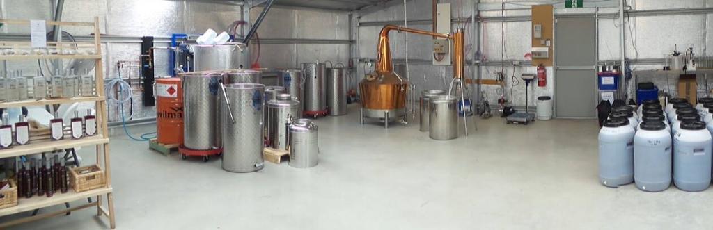 Nonesuch Distillery