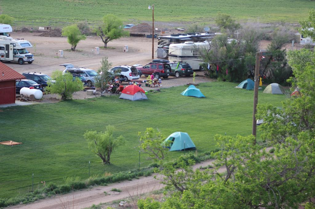 Duke's Slickrock Campground & RV Park