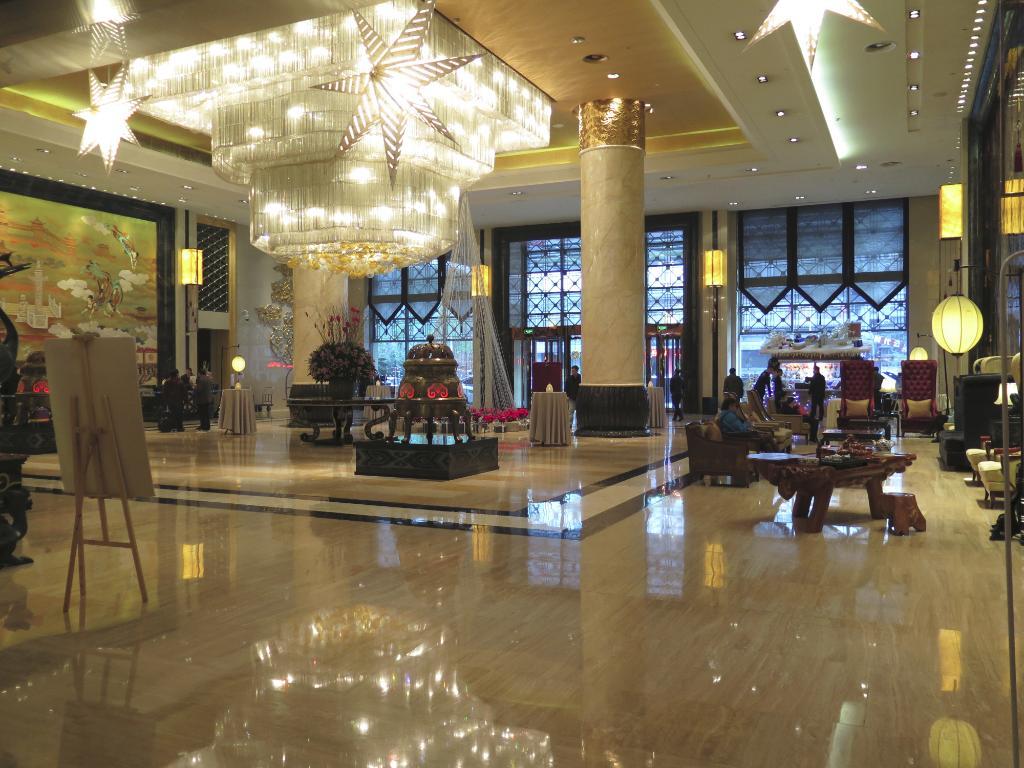 西安萬達希爾頓酒店