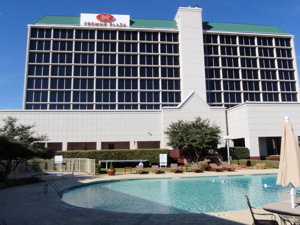 크라운 플라자 호텔 오클라호마시티