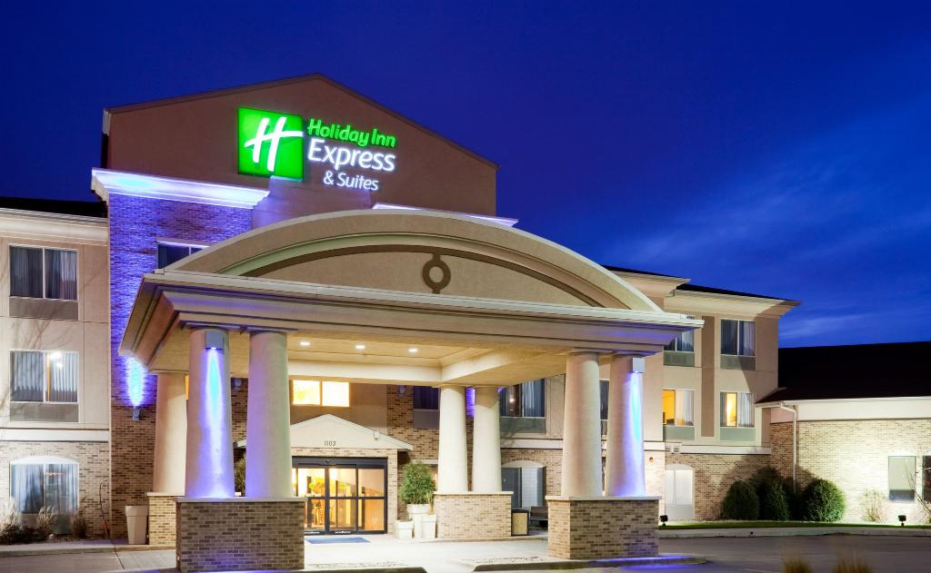 ‪Holiday Inn Express & Suites Sioux Falls - Brandon‬