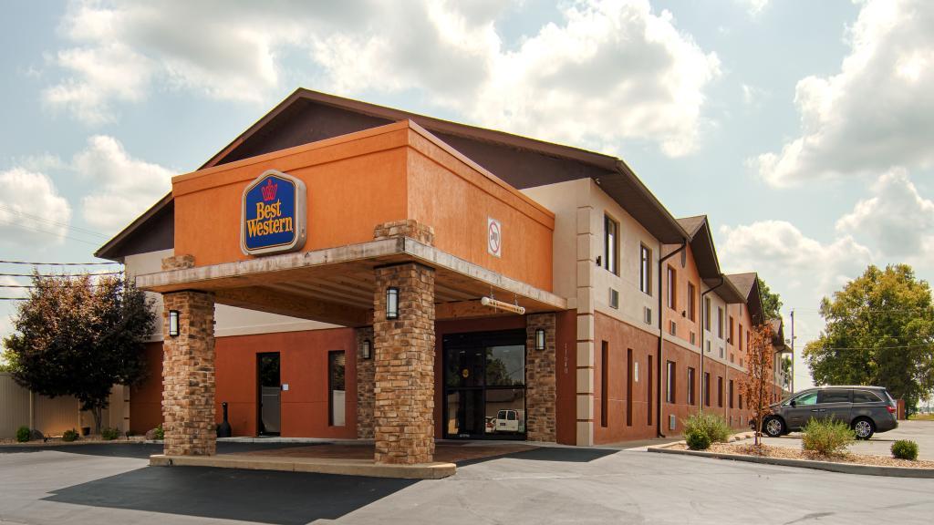 貝斯特韋斯特 U. S. 酒店