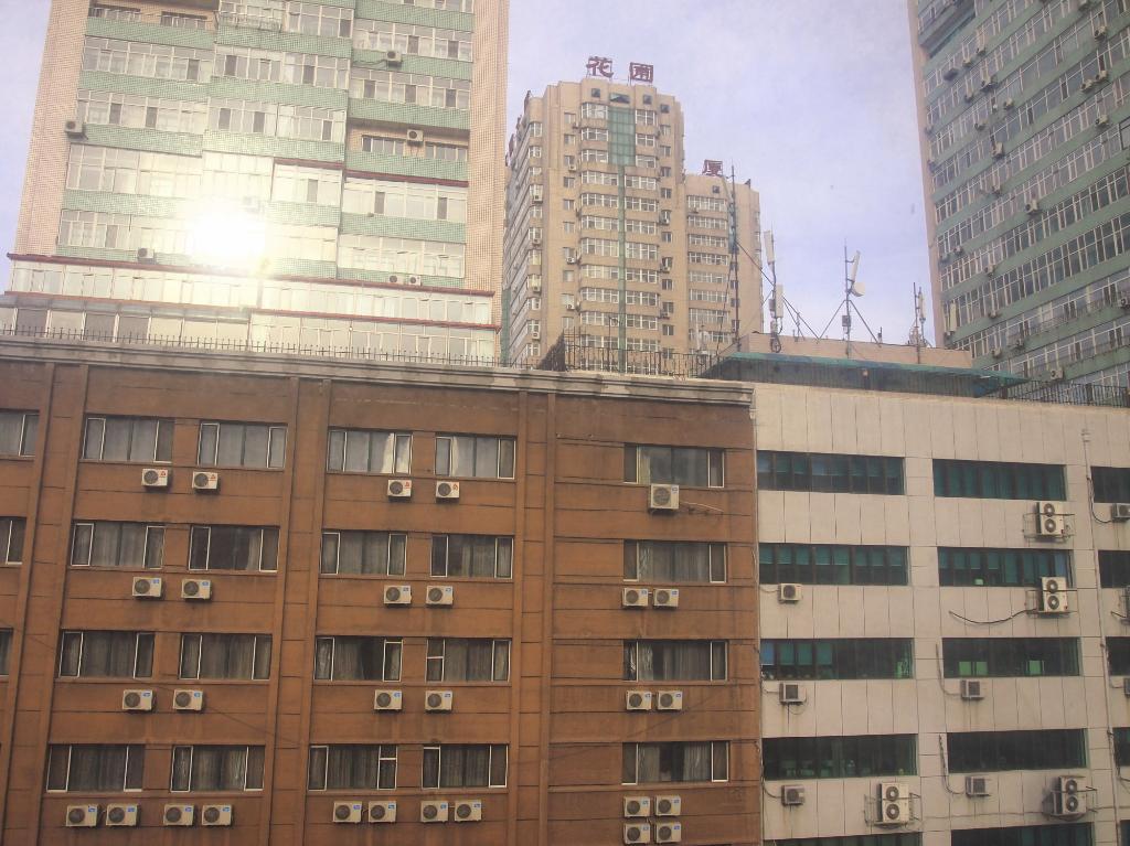 Bao Feng Hotel (Harbin Zhongyang Street)