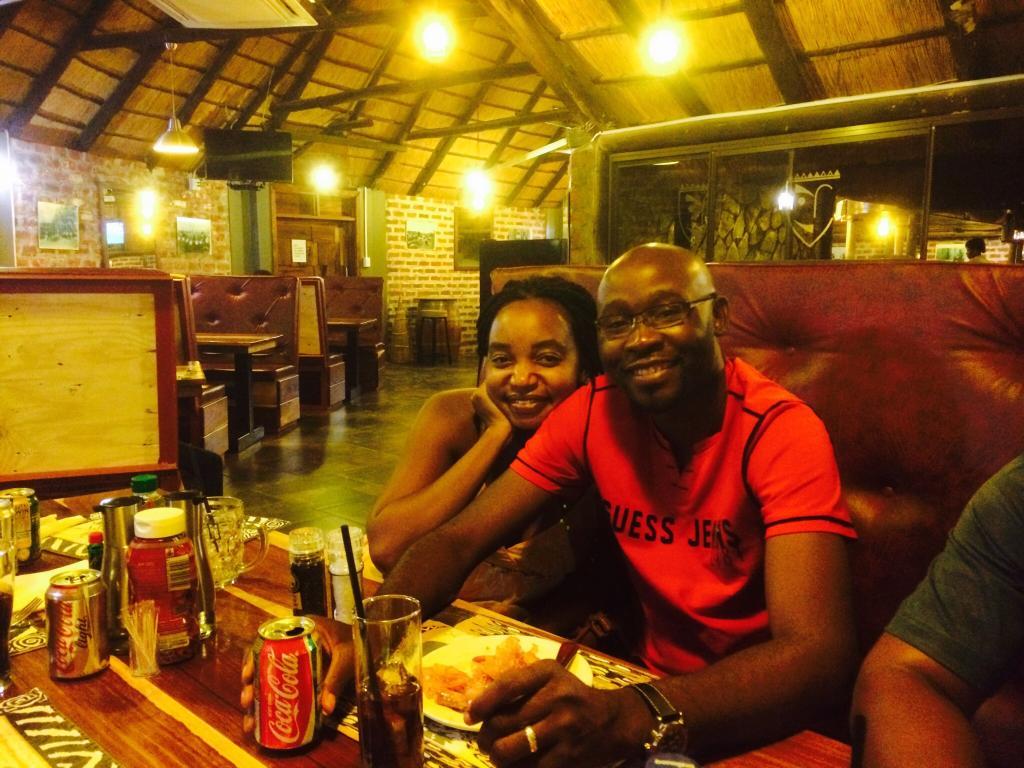 Afrika Stadt Haus Hotel