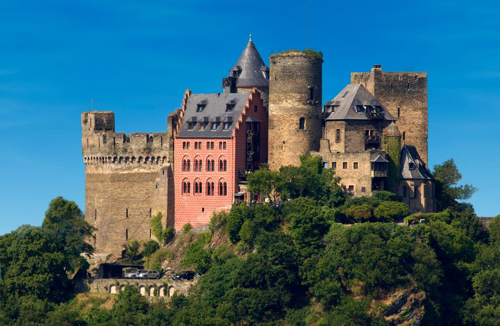 Castle Hotel Auf Schoenburg
