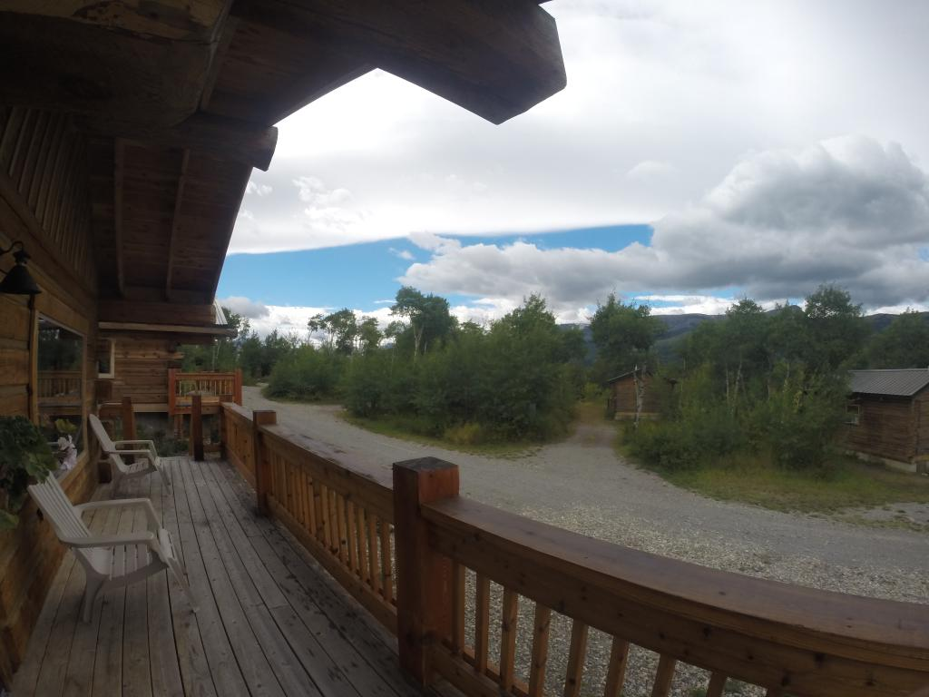 Glacier Trailhead Cabins