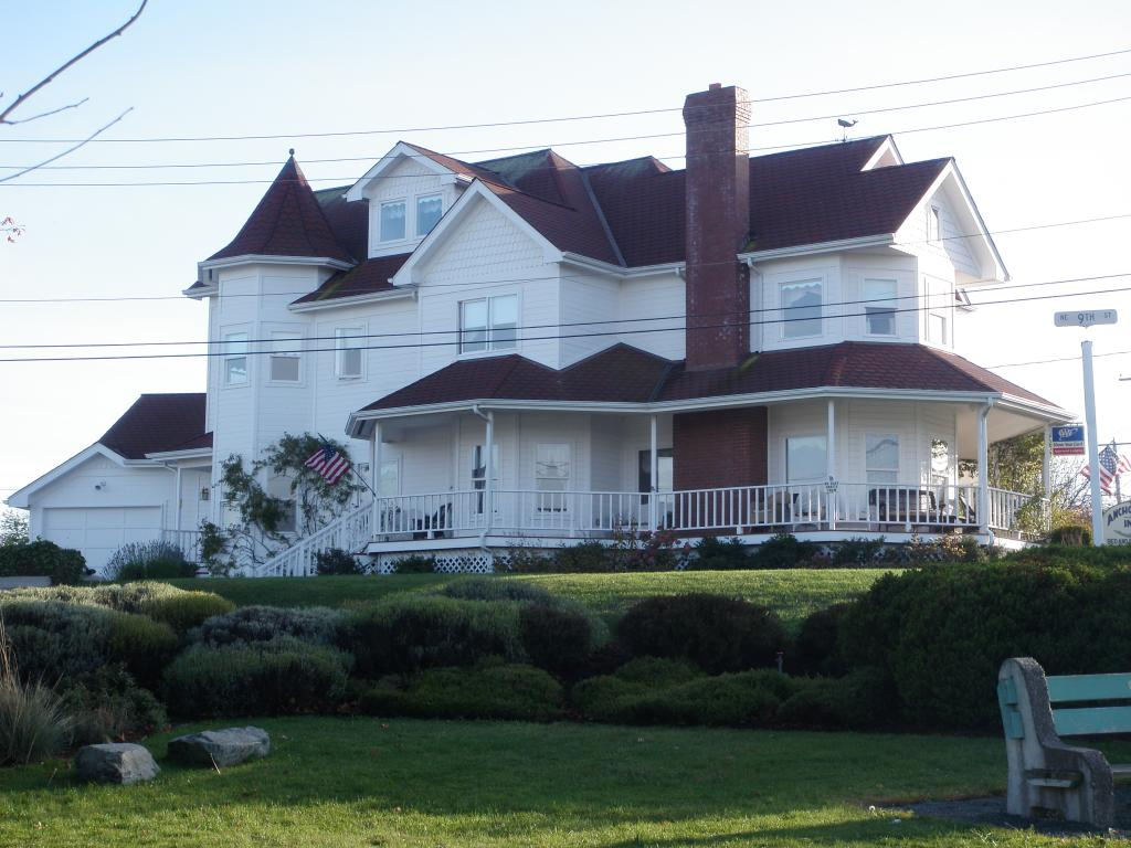 Anchorage Inn Bed and Breakfast