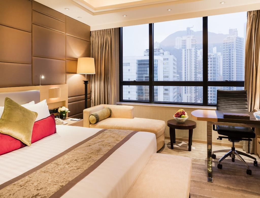 Gloucester Luk Kwok Hong Kong
