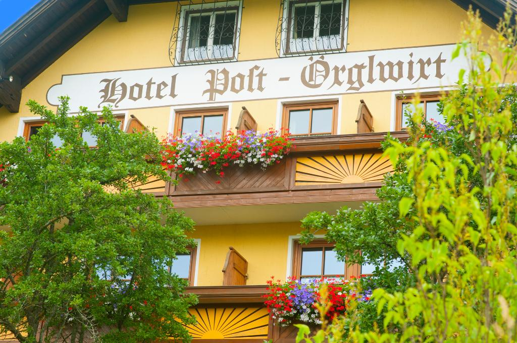 Orglwirts Holiday World - Hotel Post Orglwirt