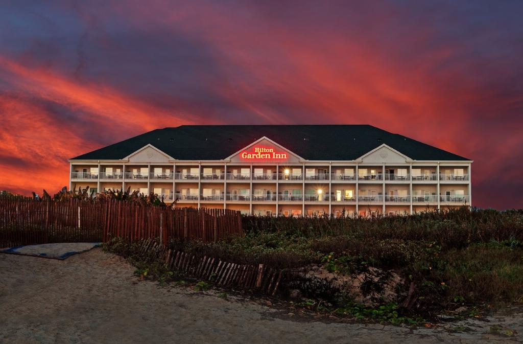 南帕治島希爾頓花園酒店