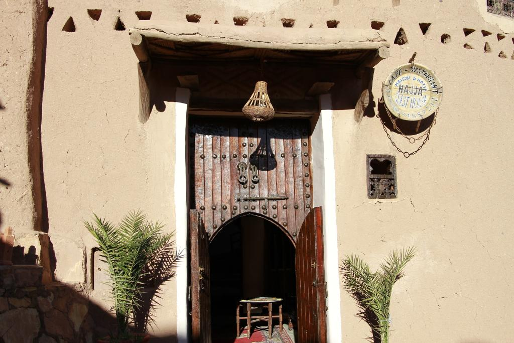 Maison d'Hotes Kasbah Hajja