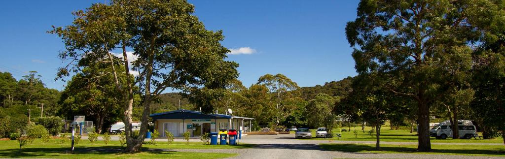 Waitangi Holiday Park