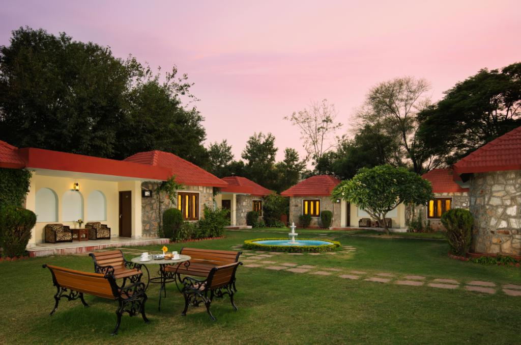 Sariska - Tiger Heaven, A Sterling Holidays Resort