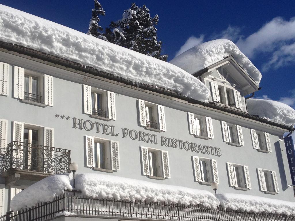 Hotel Forni Airolo