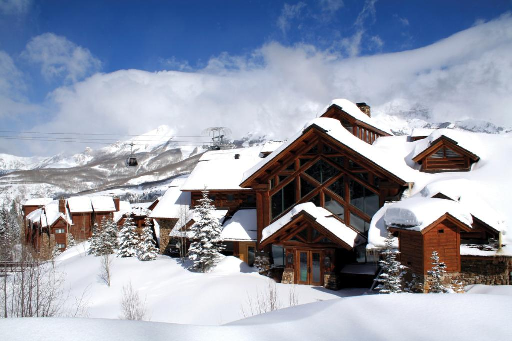 ‪Mountain Lodge Telluride, A Noble House Resort‬