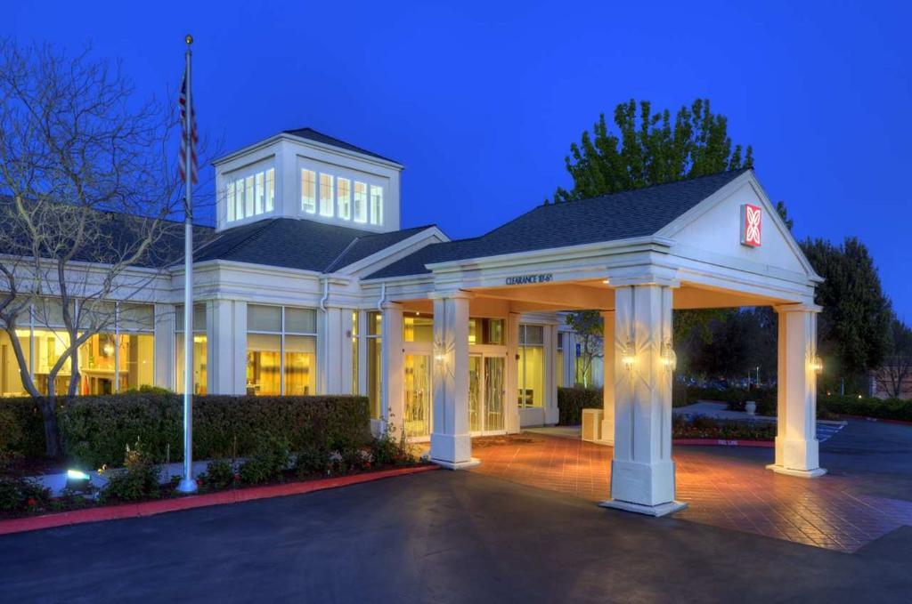 利弗莫尔希尔顿花园酒店