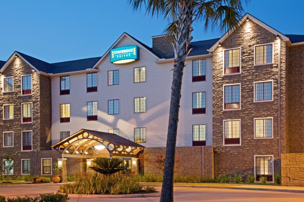 ステイブリッジ スイーツ ヒューストン ウィローブルック ホテル