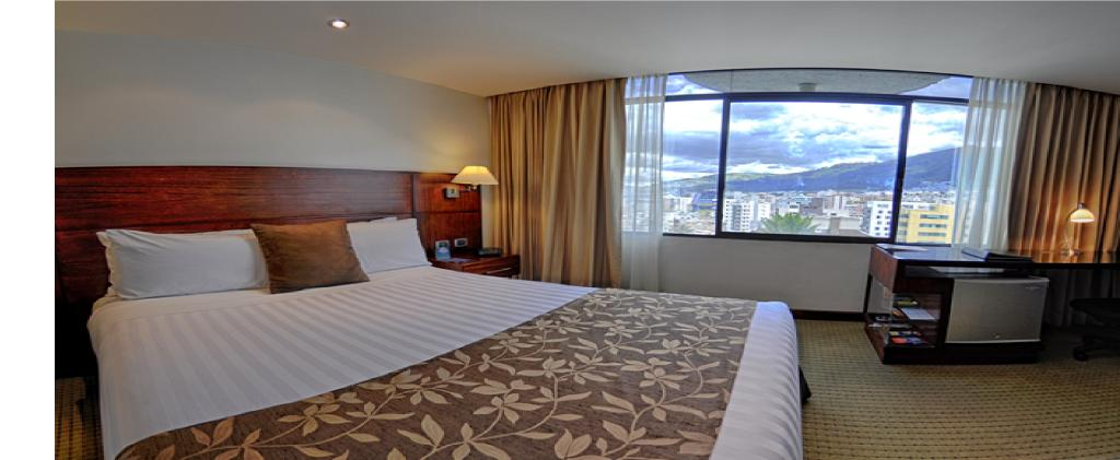 Howard Johnson Hotel - Quito La Carolina