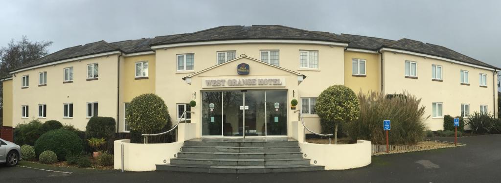 BEST WESTERN West Grange Hotel