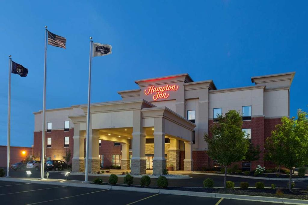 ‪Hampton Inn Detroit Roseville‬