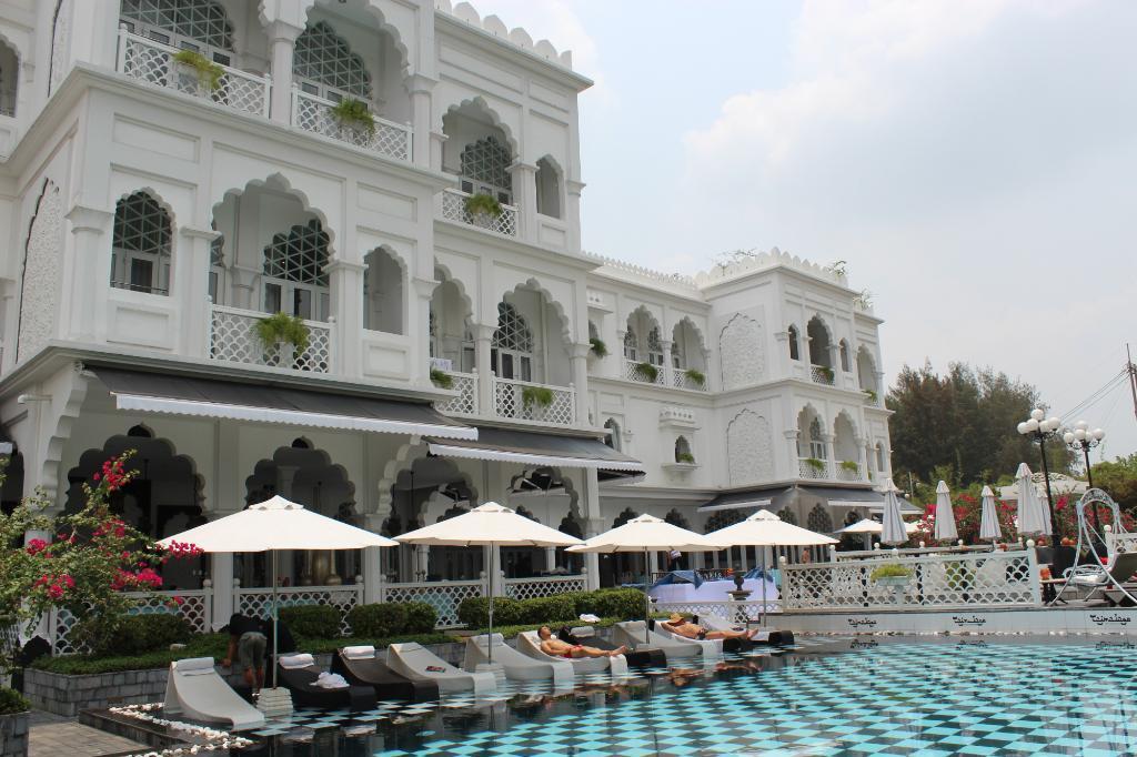 Tajma Sago Resort