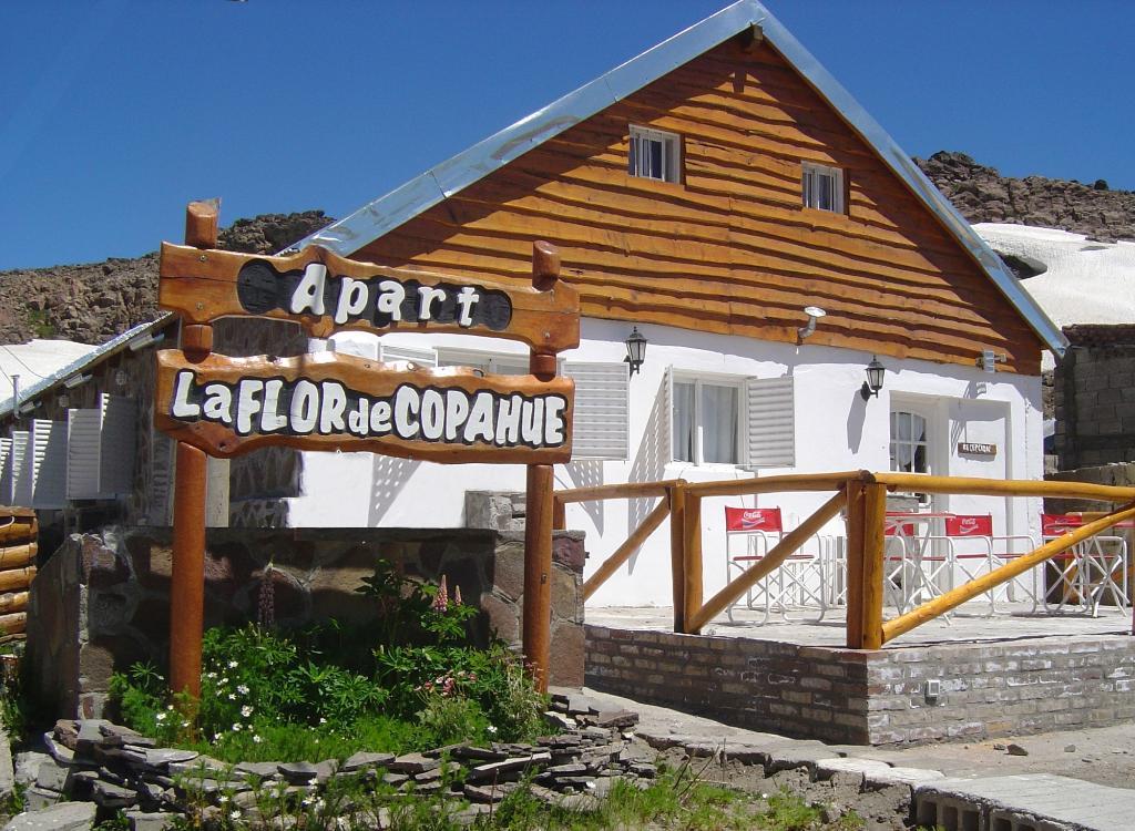Apart La Flor De Copahue