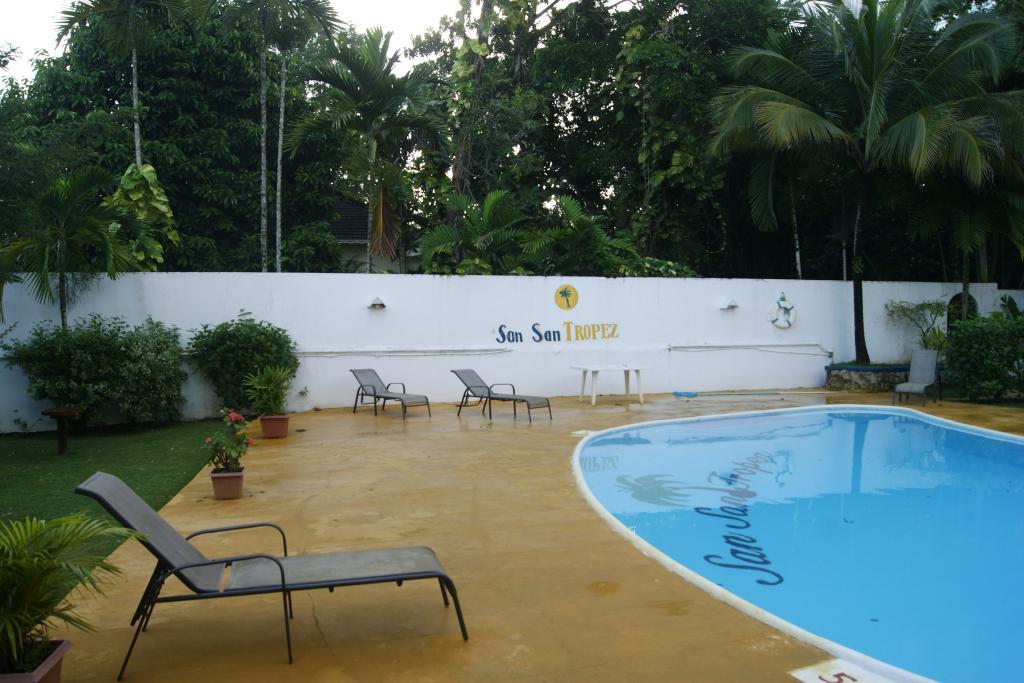 San San Tropez Villa-Hotel