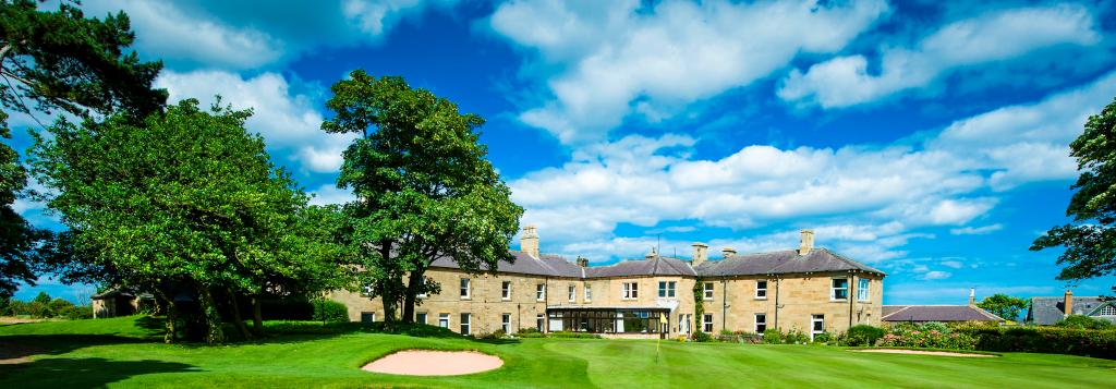 Alnmouth Golf Club Foxton Hall