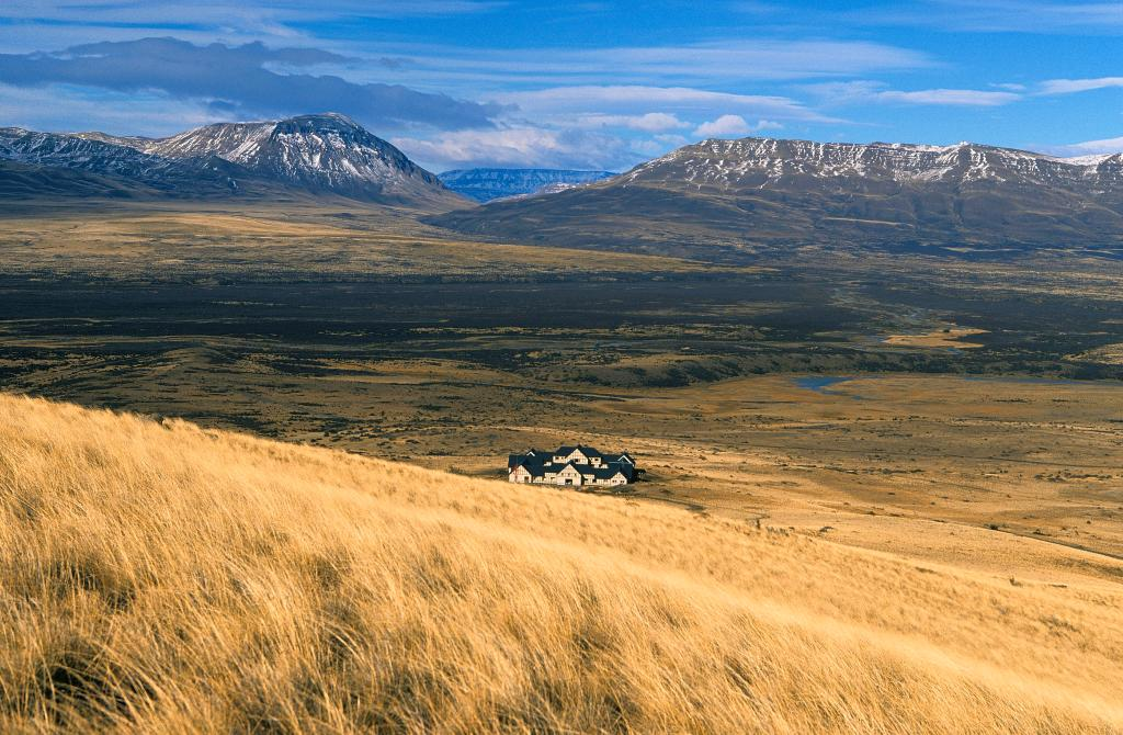 EOLO - Patagonia's Spirit - Relais & Chateaux