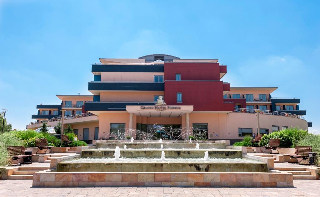 グランド ホテル プリムス - サバ ホテルズ & リゾーツ