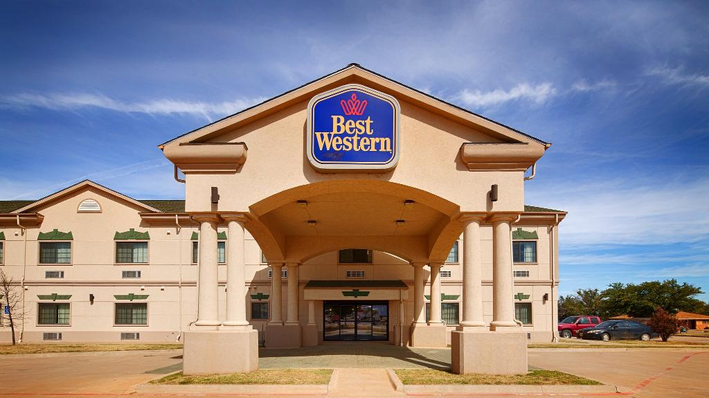 ‪BEST WESTERN Quanah Inn & Suites‬